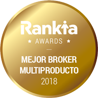 Premios Rankia: Mejor Broker Multiproducto del año 2018