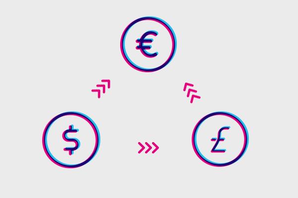 Servicio cambio de divisa