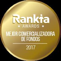 Premio Rankia: mejor comercioladora de fondos