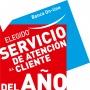 Servicio de Atención al Cliente del año 2014