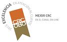 Premio CRC Oro a la mejor atención al cliente en el Canal On Line 2015