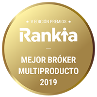 Premio al mejor broker Multiproducto