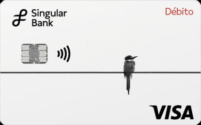 Tarjeta Débito Singular Bank